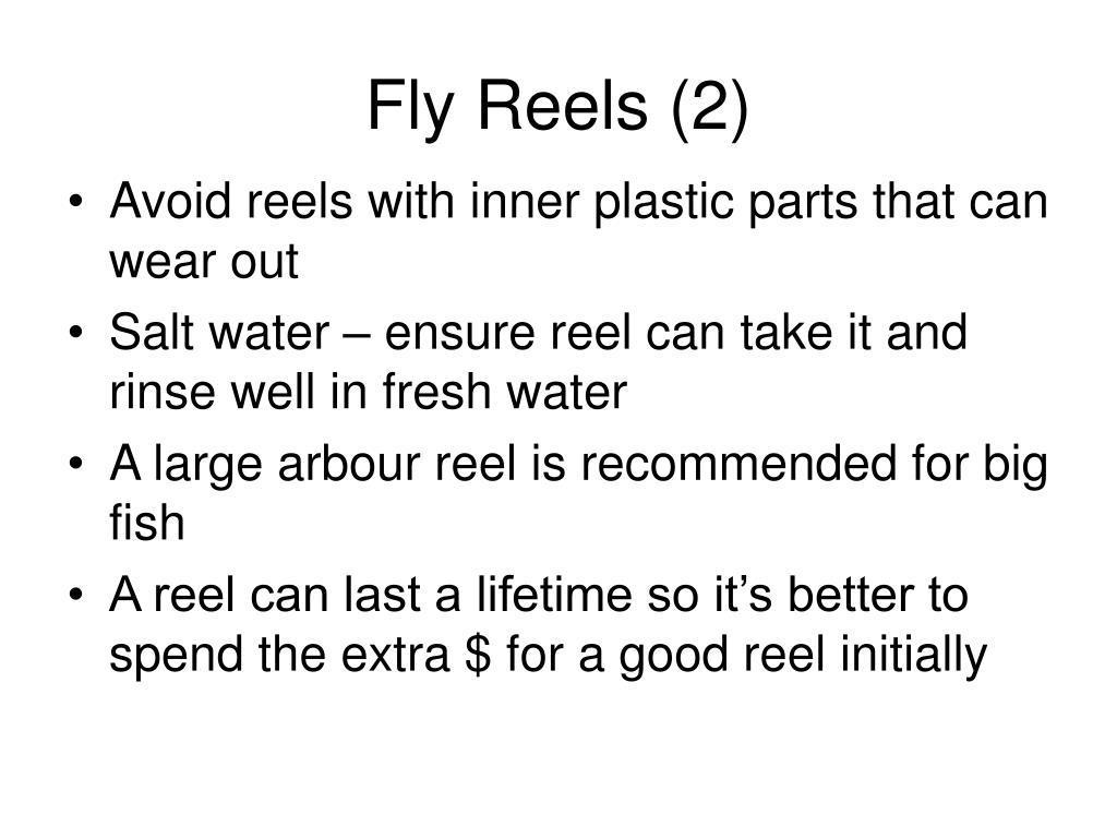 Fly Reels (2)