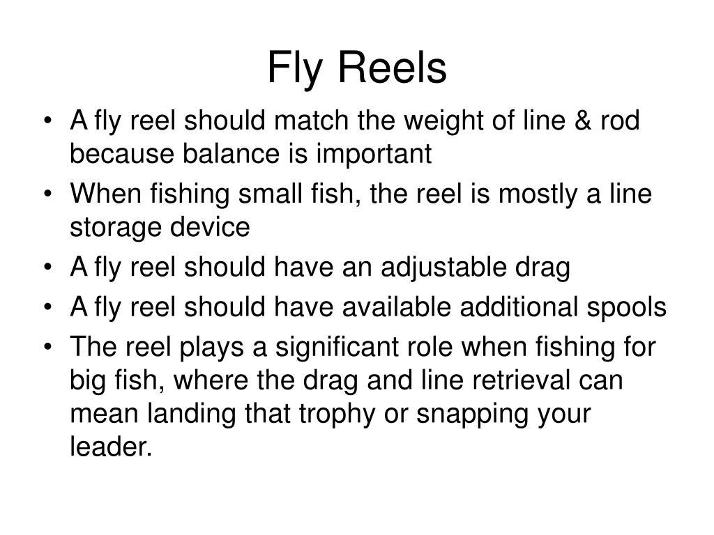 Fly Reels