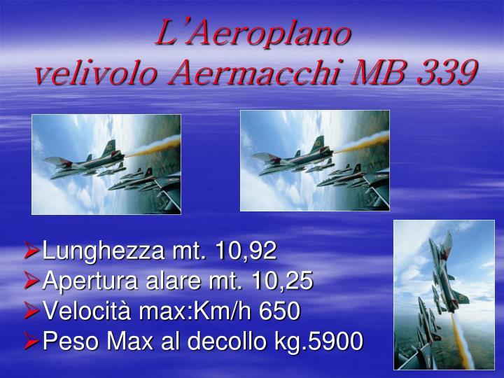 L'Aeroplano