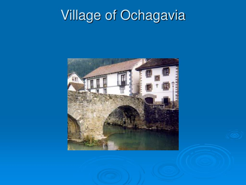 Village of Ochagavia