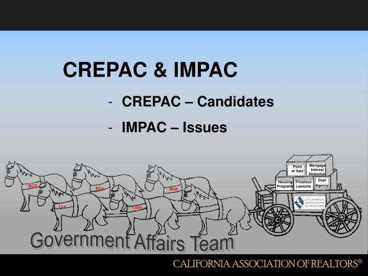 CREPAC & IMPAC
