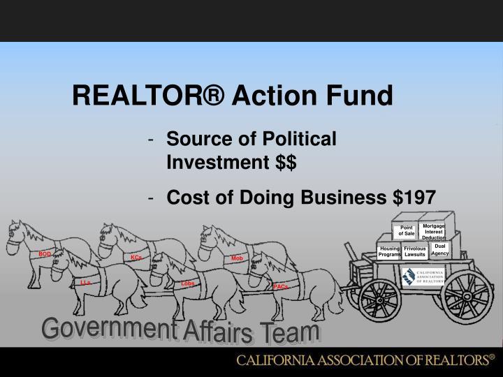 REALTOR® Action Fund