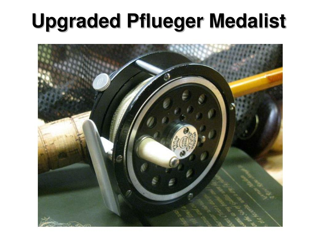 Upgraded Pflueger Medalist