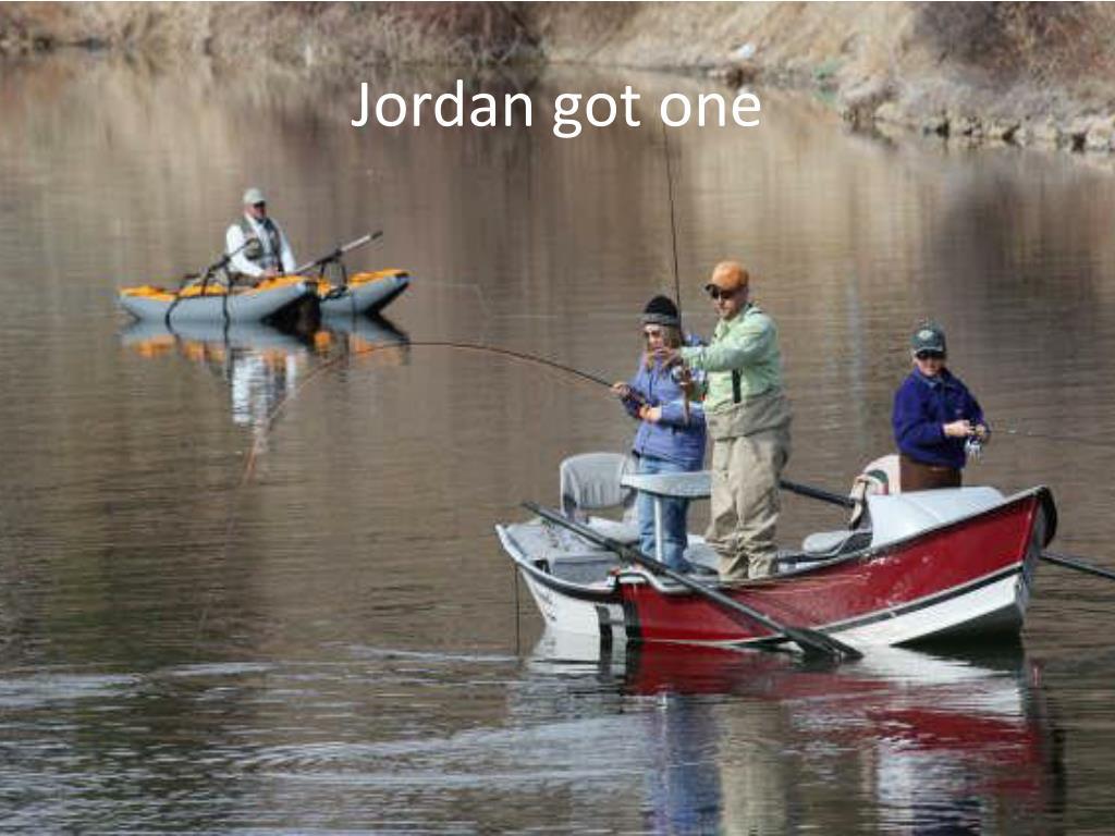 Jordan got one