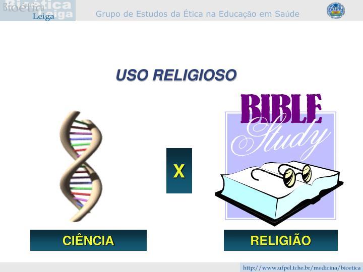USO RELIGIOSO