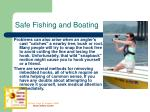 safe fishing and boating2