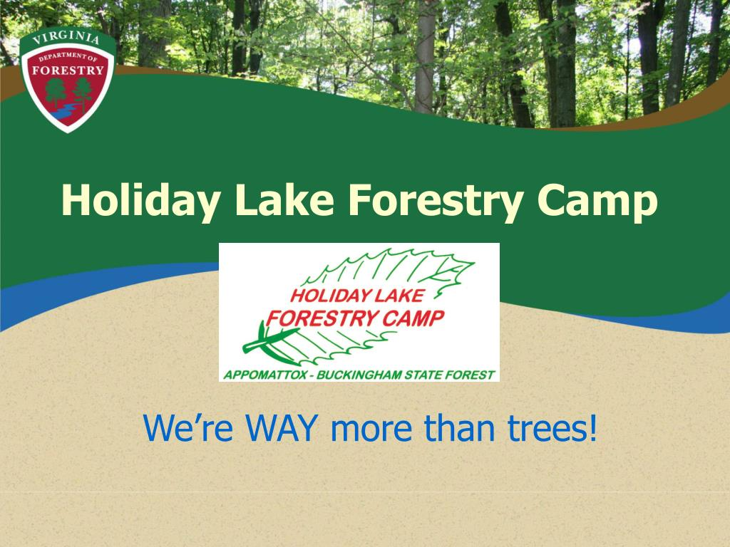 Holiday Lake Forestry Camp