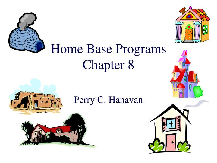 Home base programs chapter 8
