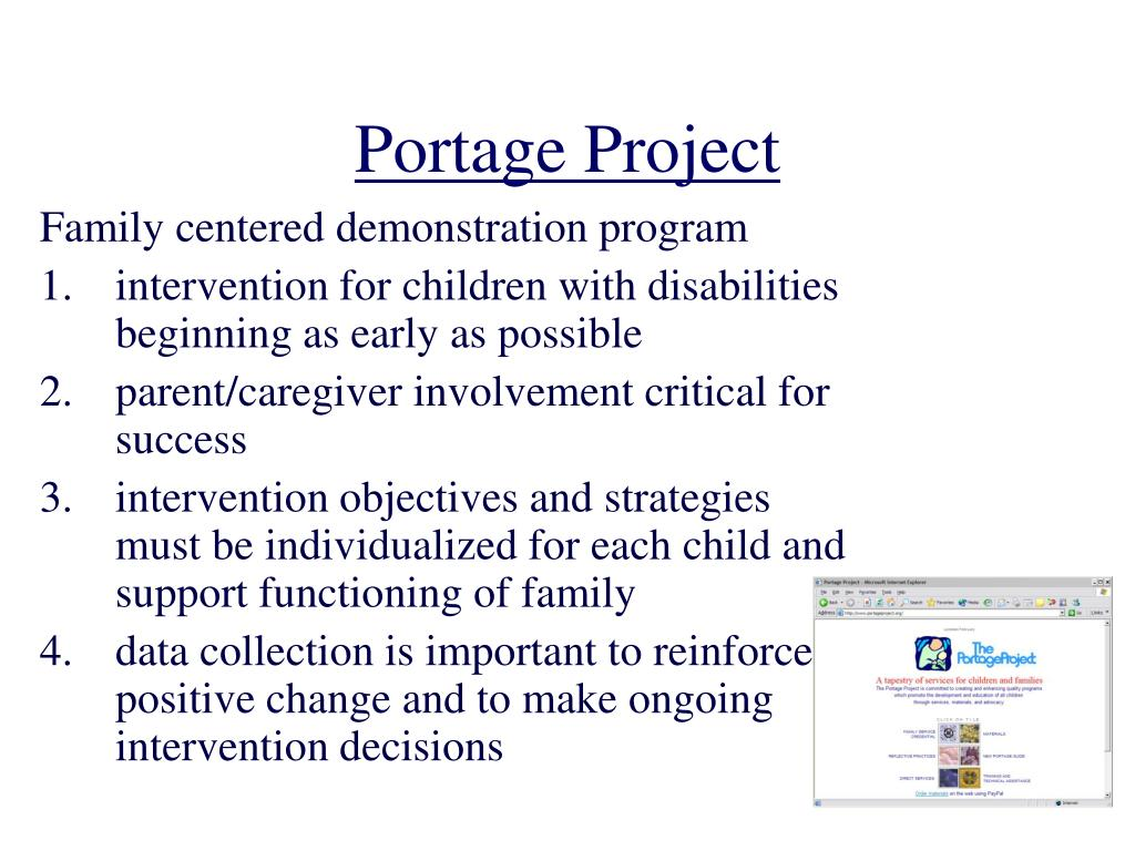 Portage Project