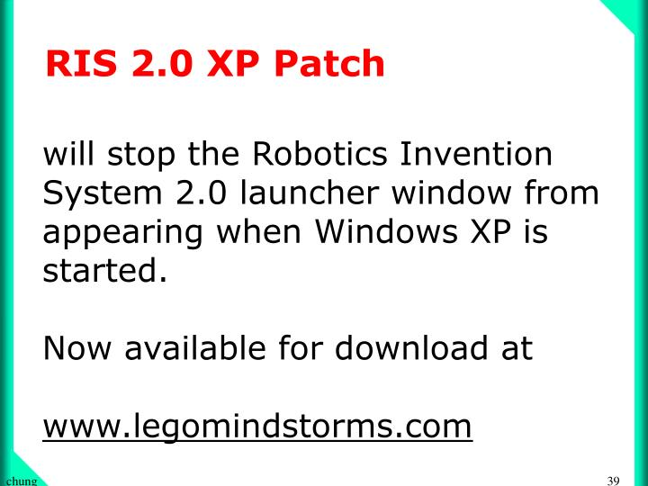 RIS 2.0 XP Patch