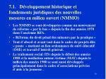 7 1 d veloppement historique et fondements juridiques des nouvelles mesures en milieu ouvert nmmo