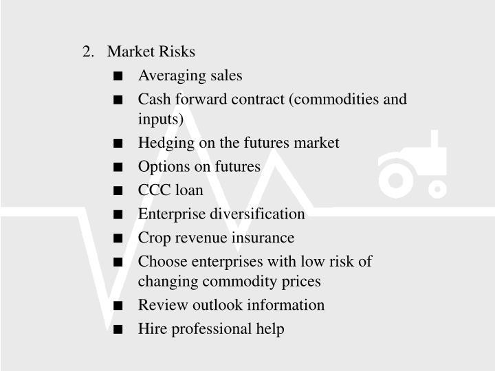 2.Market Risks