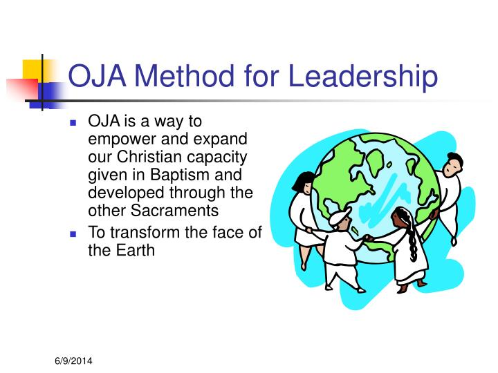 OJA Method for Leadership