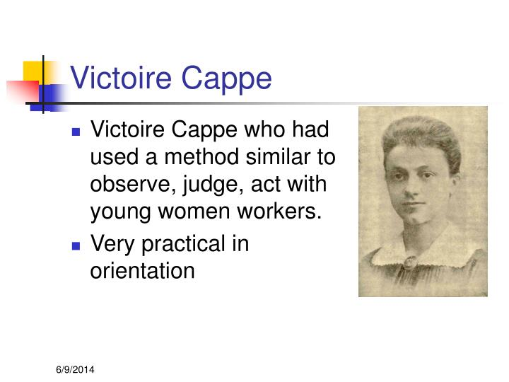 Victoire Cappe