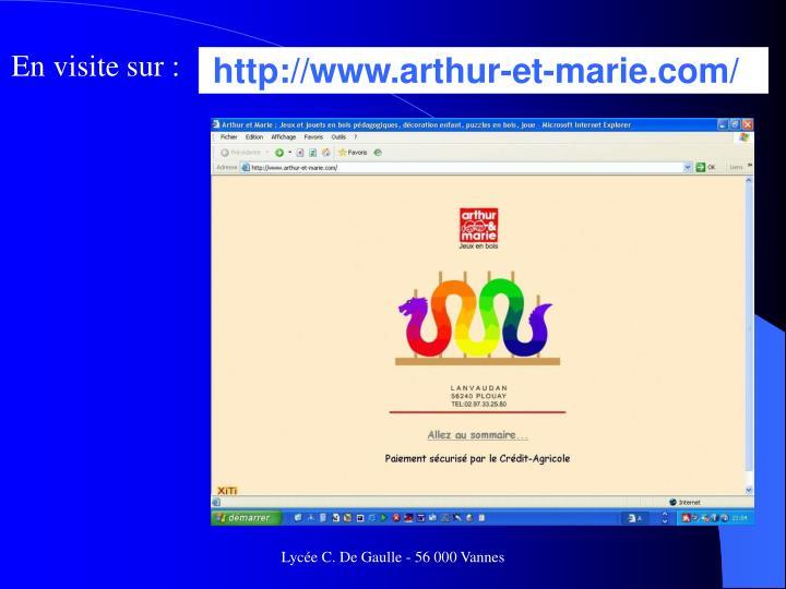 http://www.arthur-et-marie.com/