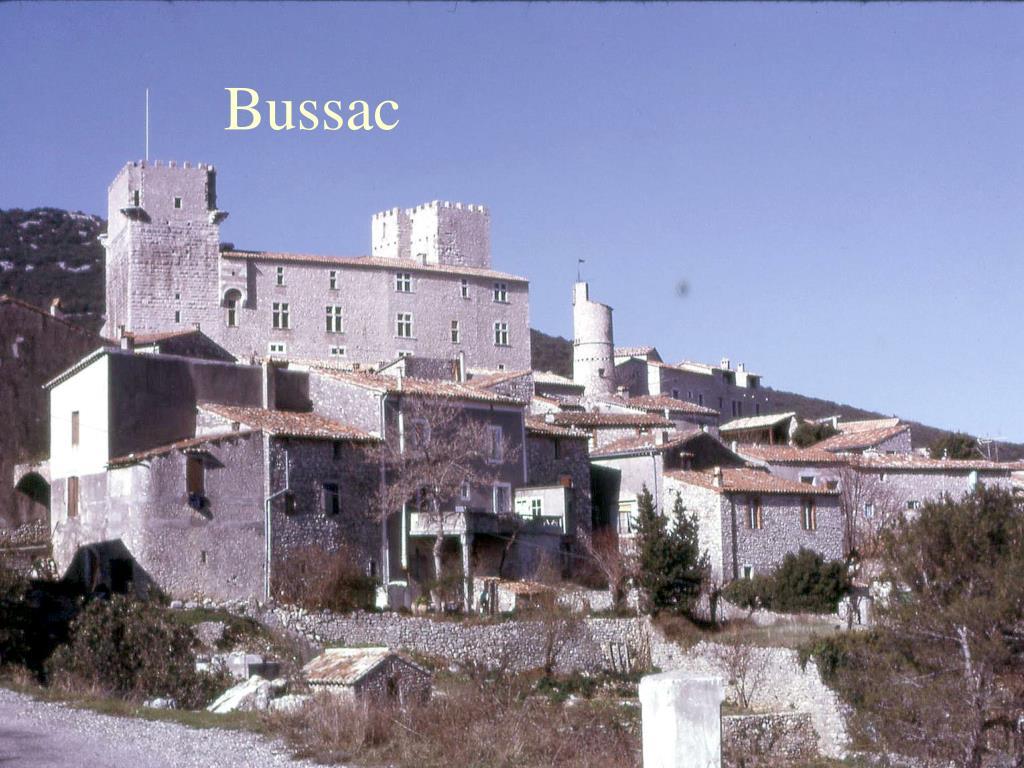 Bussac