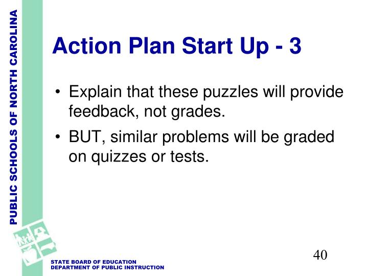 Action Plan Start Up - 3