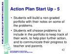 action plan start up 5