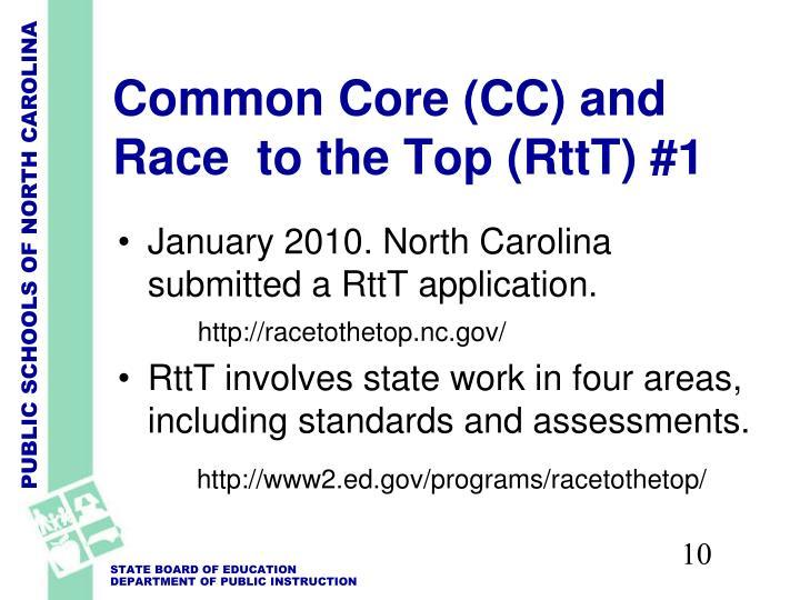 Common Core (CC) and