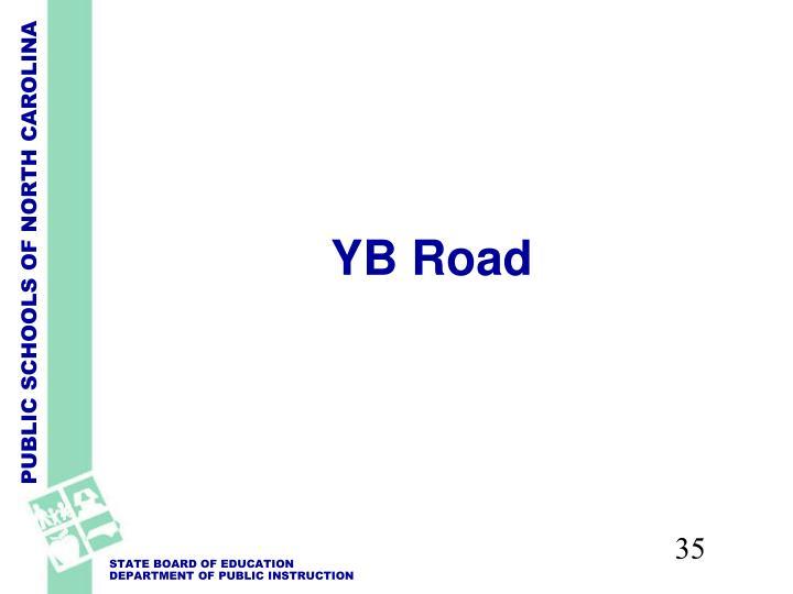 YB Road
