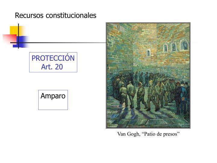 """Van Gogh, """"Patio de presos"""""""