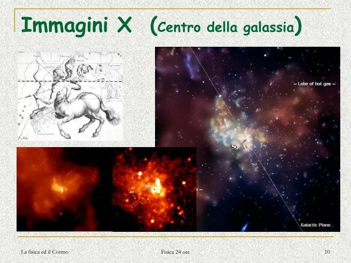 Immagini X  (