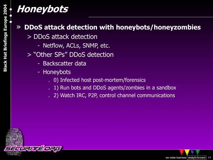 Honeybots