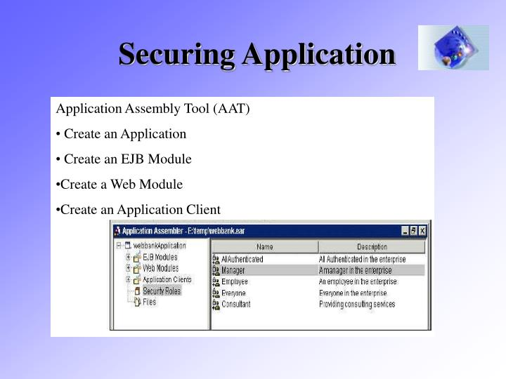 Securing Application