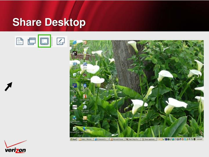 Share Desktop