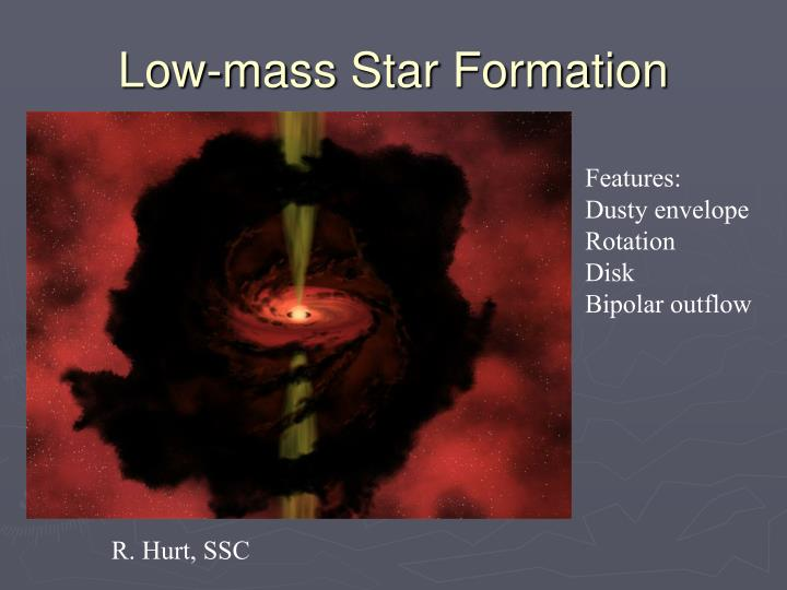 Low-mass Star Formation