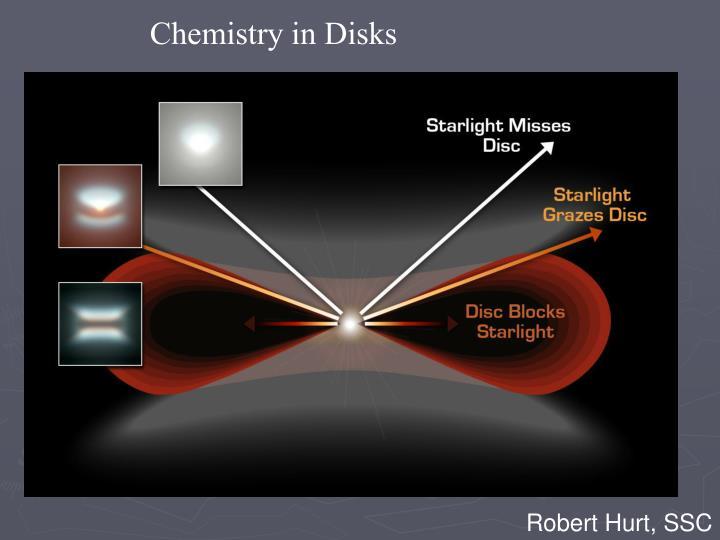 Chemistry in Disks