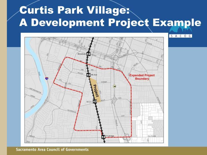 Curtis Park Village: