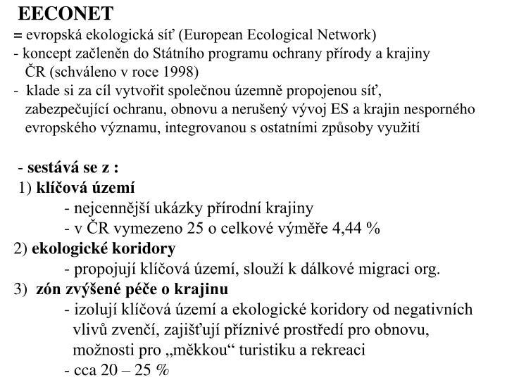 EECONET