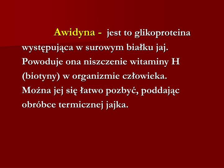 Awidyna -