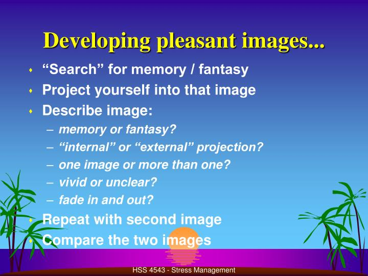 Developing pleasant images...