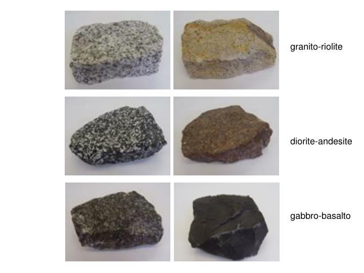 granito-riolite