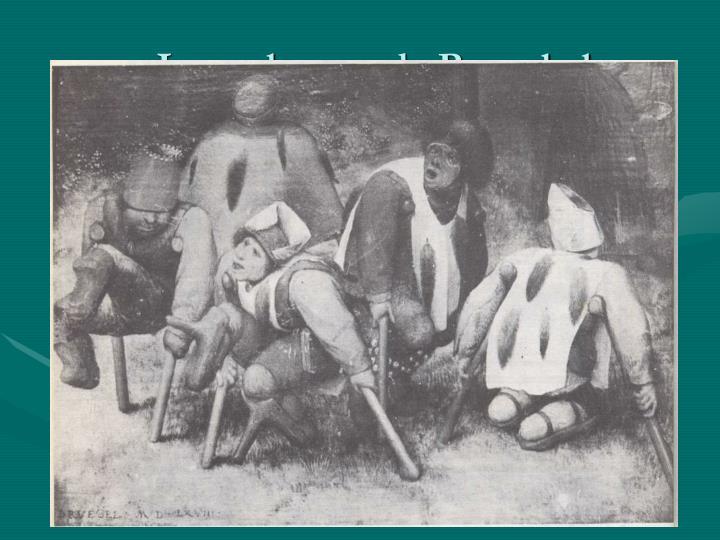 «Les voleurs» de Brueghel