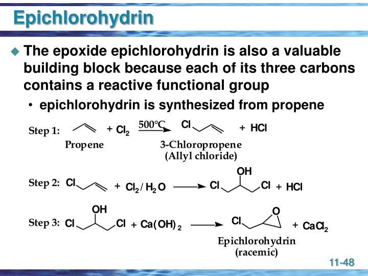 Epichlorohydrin