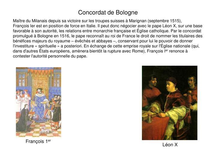 Concordat de Bologne