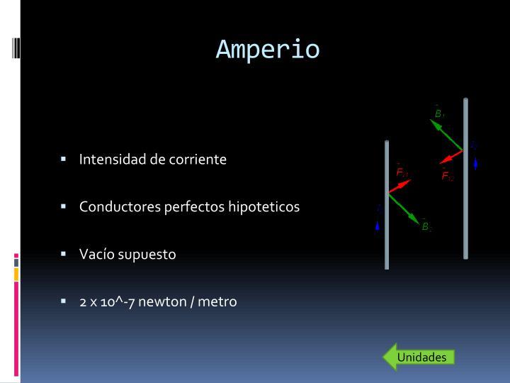 Amperio