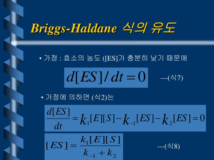 Briggs-Haldane