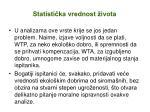 statisti ka vrednost ivota2