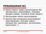 penanganan b3