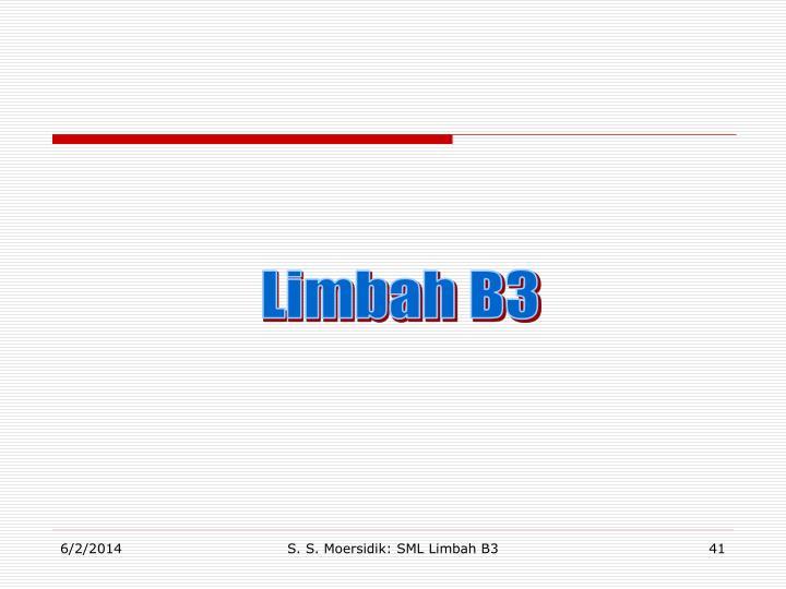 Limbah B3
