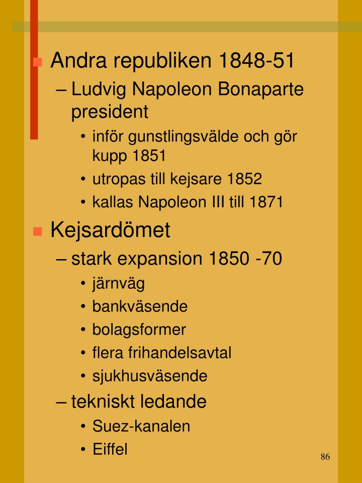 Andra republiken 1848-51