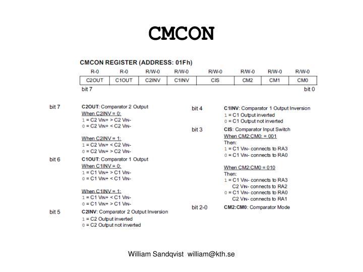 CMCON