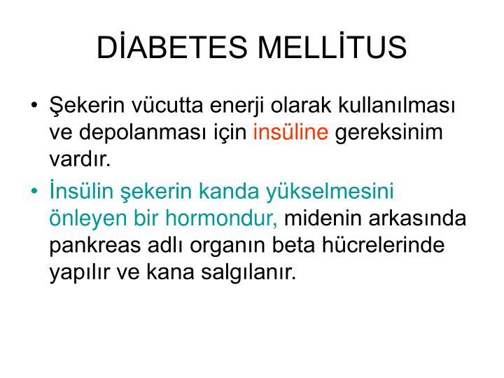 DABETES MELLTUS