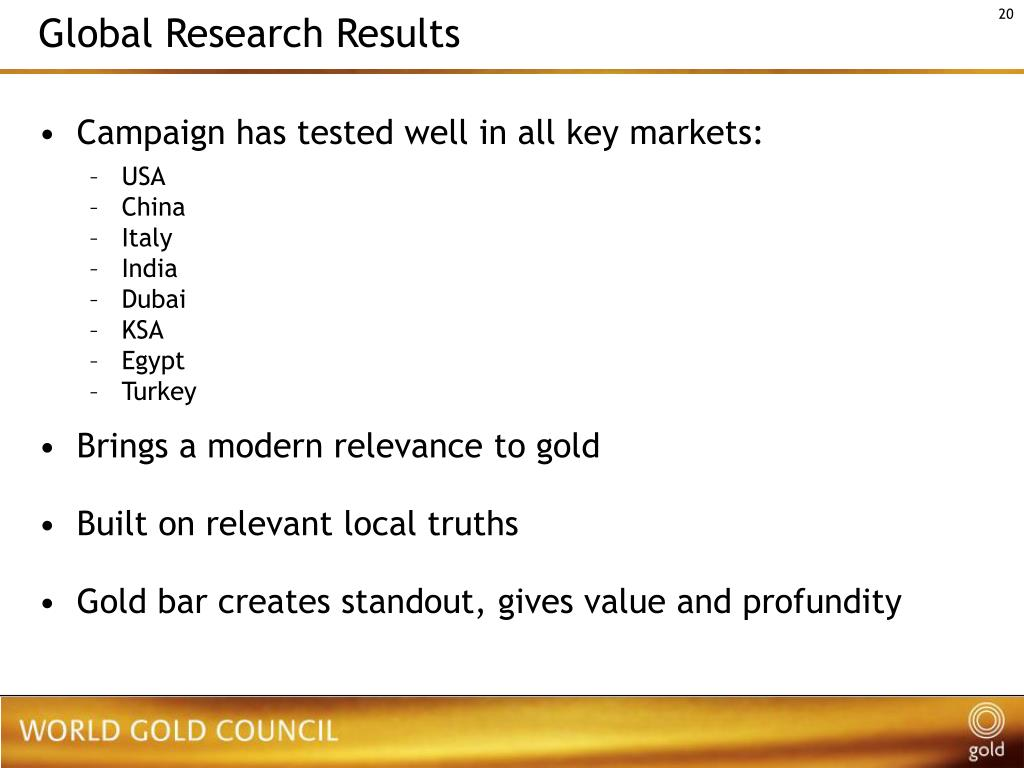 Global Research Results