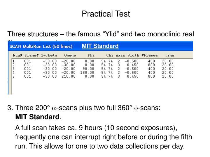 MIT Standard