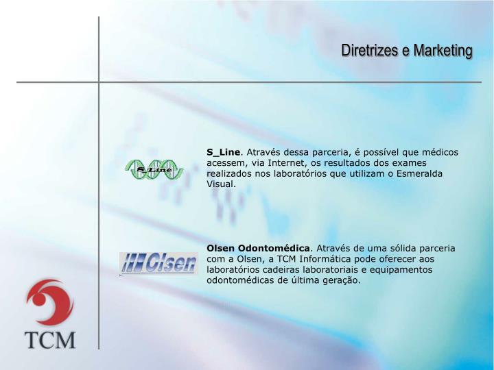 Diretrizes e Marketing